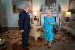 Mit dieser 2-Wörter-Regel erinnert sich die Queen an alles