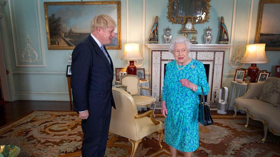 Meghan Markle erzürnt Queen: Diese zwei Wörter will die Queen nicht mehr hören