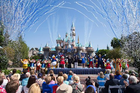 Wird Disney World für Kinderlose verboten?