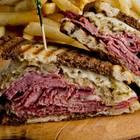 Pastrami-Sandwich Rezept