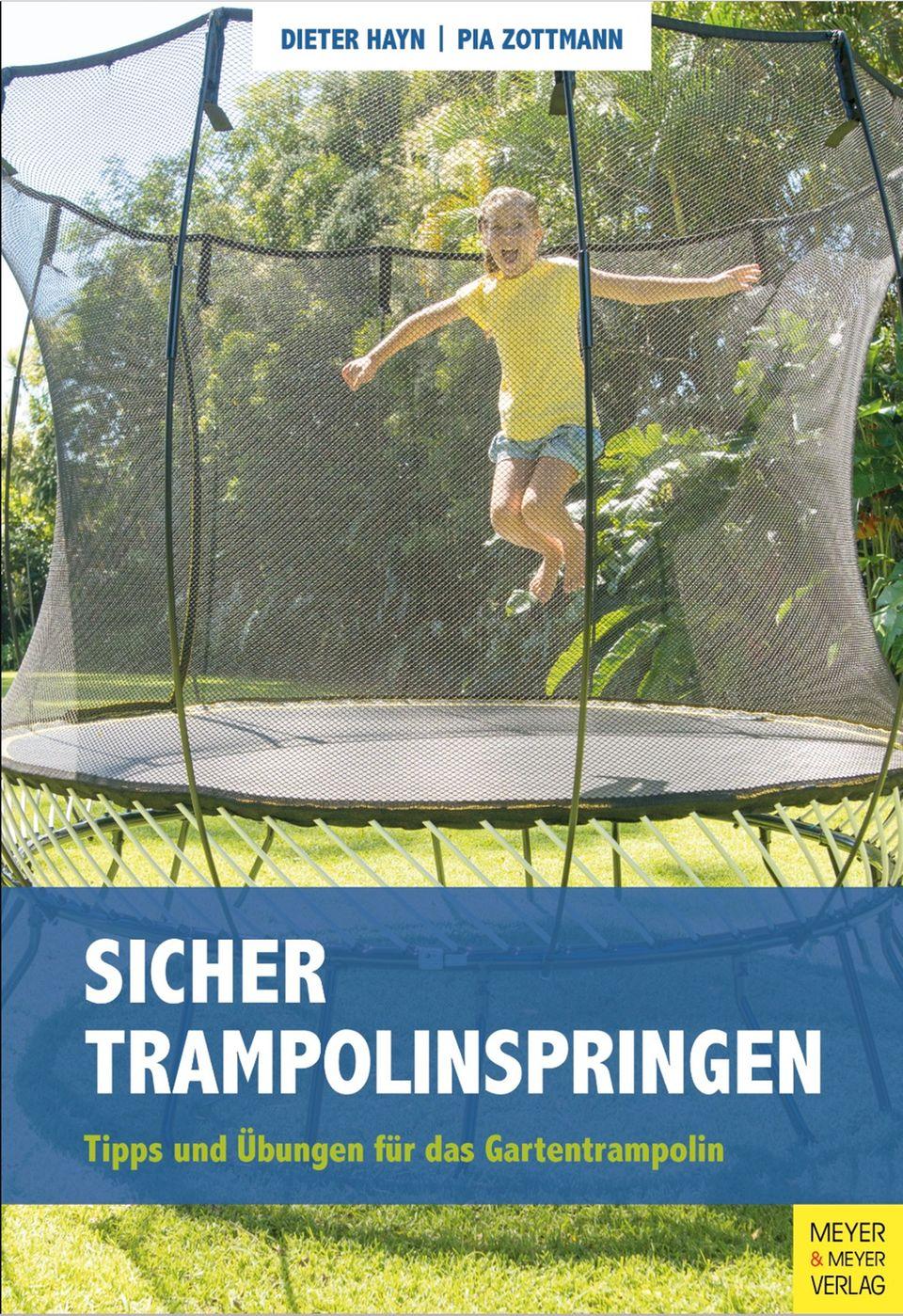 Cover Trampolinspringen