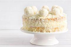 Raffaello-Torte: Rezept