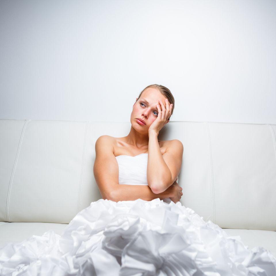 Mann verheimlicht intimes Detail: In der Hochzeitsnacht erwartet die Braut die schockierende Überraschung