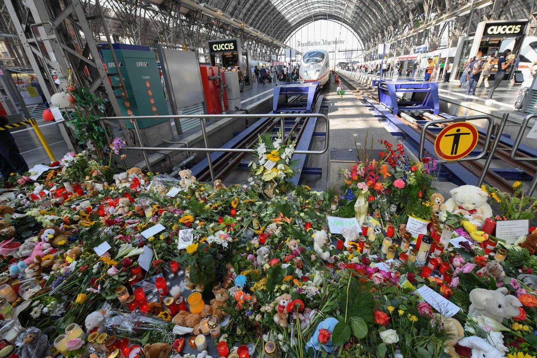 Frankfurter Hauptbahnhof – ein Schlag ins Gesicht der trauernden Mutter!