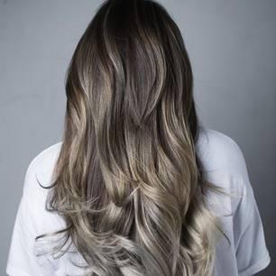 Haarfarben Braun Blonden Strähnen 50 Stilvolle