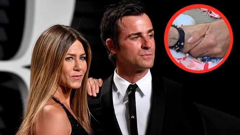 Jennifer Aniston und Justin Theroux: So eint sie die Trauer um ein geliebtes Familienmitglied