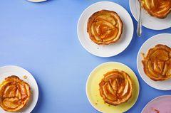 Apfel-Tarteletts