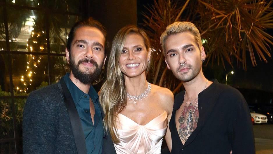 Bill Kaulitz: Darum traute er Heidi und Tom