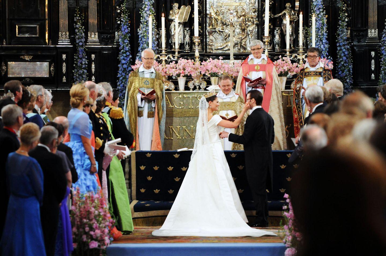 Royals: Prinzessin Victoria und Daniel Westling