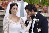Royals: Prinz Carl Philip und Sofia Hellqvist
