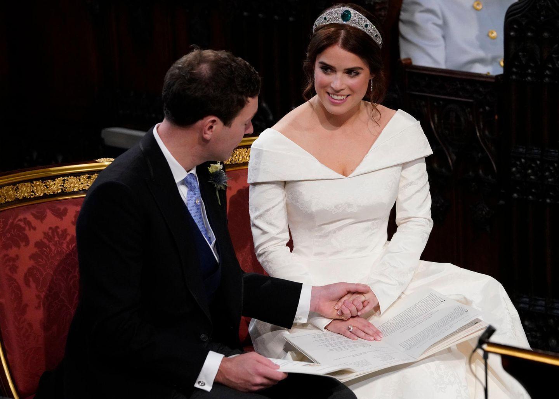 Royals: Prinzessin Eugenie und Jack Brooksbank