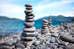 Hört auf, Steine zu stapeln! Wenn ein Instagram-Trend die Umwelt zerstört
