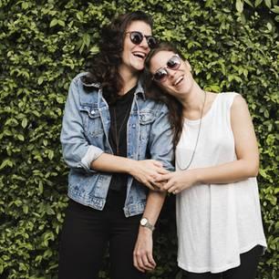 Dinge, die nur die beste Freundin über uns weiß: Zwei beste Freundinnen