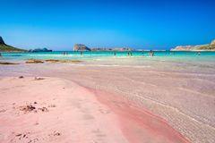 Pinke Strände: Balos Beach, Kreta