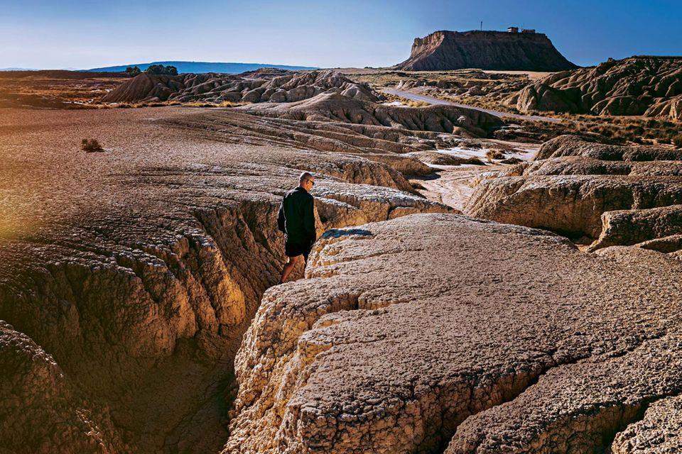 Bardenas Reals: Wüste