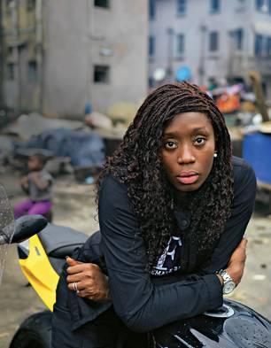 Female Bikers Initiative: Nnenna Samuila