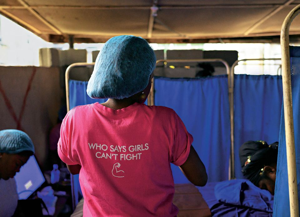 Female Bikers Initiative: Screening