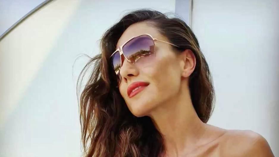 Nazan Eckes: Wie sie mit diesem Urlaubsfoto für skeptische Blicke sorgt