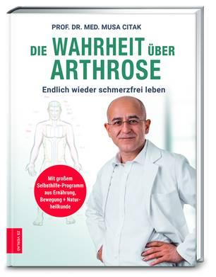 Die Wahrheit über Arthrose: Cover