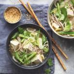 Tofu-Miso-Suppe