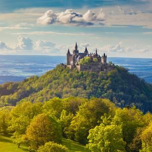 Ausflugstipps: Burg Hohenzollern im Sonnenschein