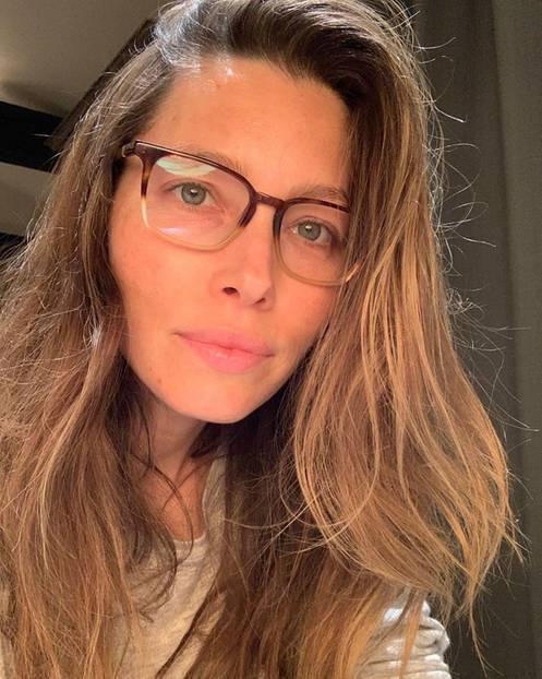 Stars ohne Make-up: Jessica Biel