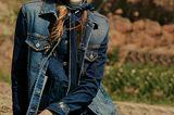 Jeans 2019: Die angesagtesten Denim-Looks: Jeansweste, Jeanshemd und Jeansose