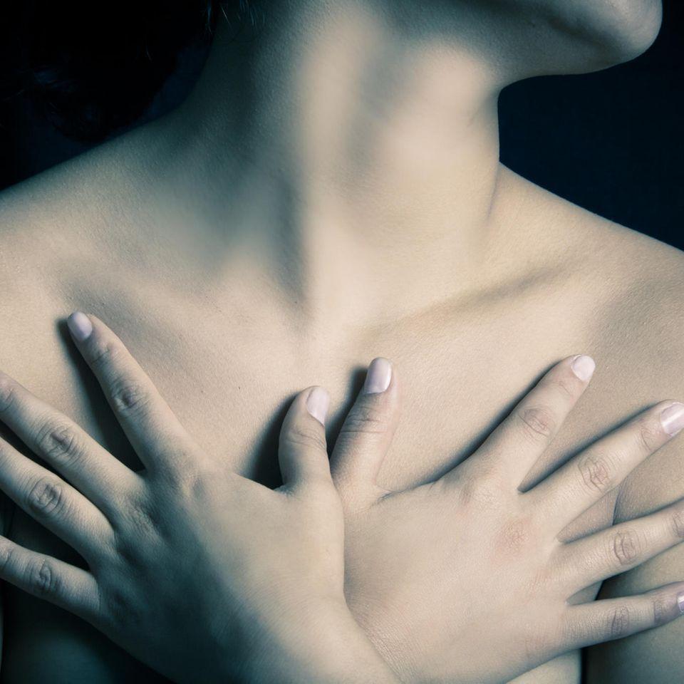 Der Brustkrebs war ihre Rettung