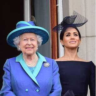 Meghan Markle erzürnt Queen