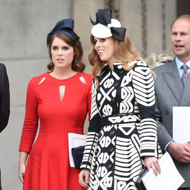 Prinzessin Eugenie nennt ihre Schwester Prinzessin Beatrice beim Spitznamen