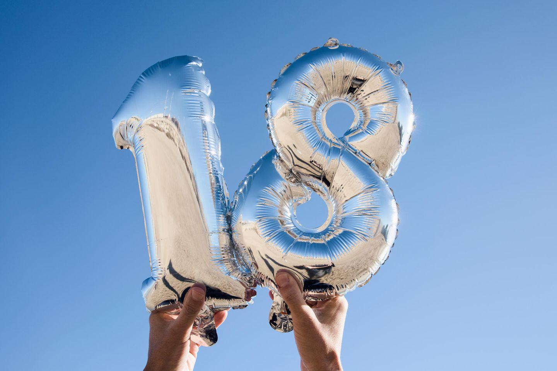Spruche Zum 18 Geburtstag Lebensweisheiten Und Spruche