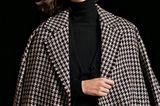 Trendfarben Herbst/Winter 2019: Diese 3 sind unschlagbar: Weiß-schwarzes Karooutfit