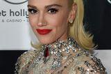 Gwen Stefani mit Zopf