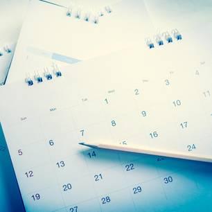 Wiegen: Kalender