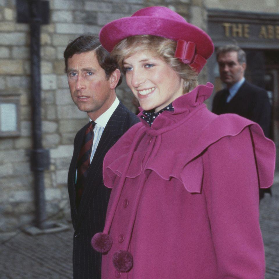 Prinzessin Diana lachte beim Heiratsantrag: Lady Di und Charles