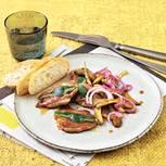 Saltimbocca vom Schweinefilet