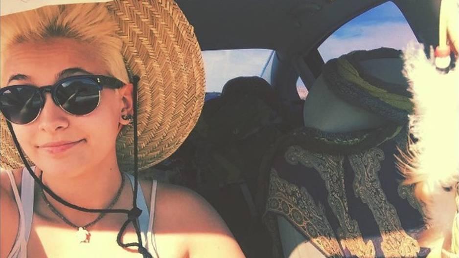 Paris Jackson: Spekulationen um dieses Selfie