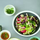 Wurstsalat mit Radieschen