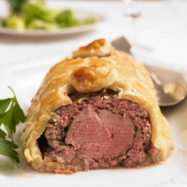 Filet à la Wellington