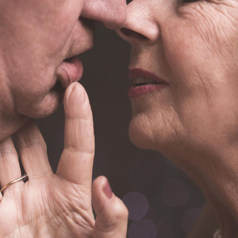 Das erste Mal mit 58: Wie es ist, sich erst spät zu verlieben