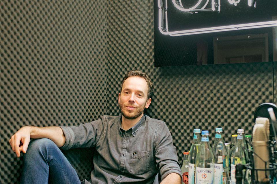 OMR: Foto von Philipp Westermeyer