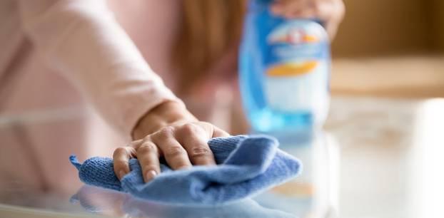 Fehler beim Putzen