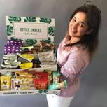 Mit ihren Snacks erobert Zainab Shah die Büroküchen