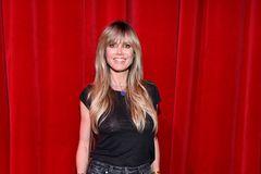Schwangerschaftsgerüchte um Heidi Klum