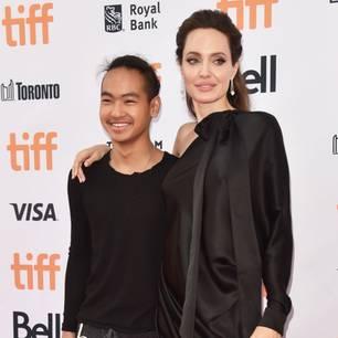 Angelina Jolie: Abschied von Maddox