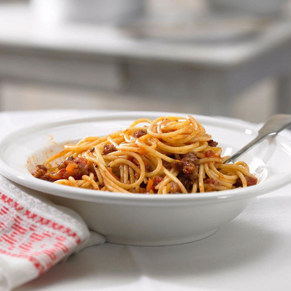 Spaghetti Bolgonese