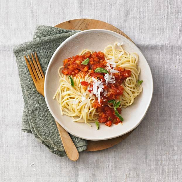 Spaghetti-Rezepte wie vom Italiener | BRIGITTE.de
