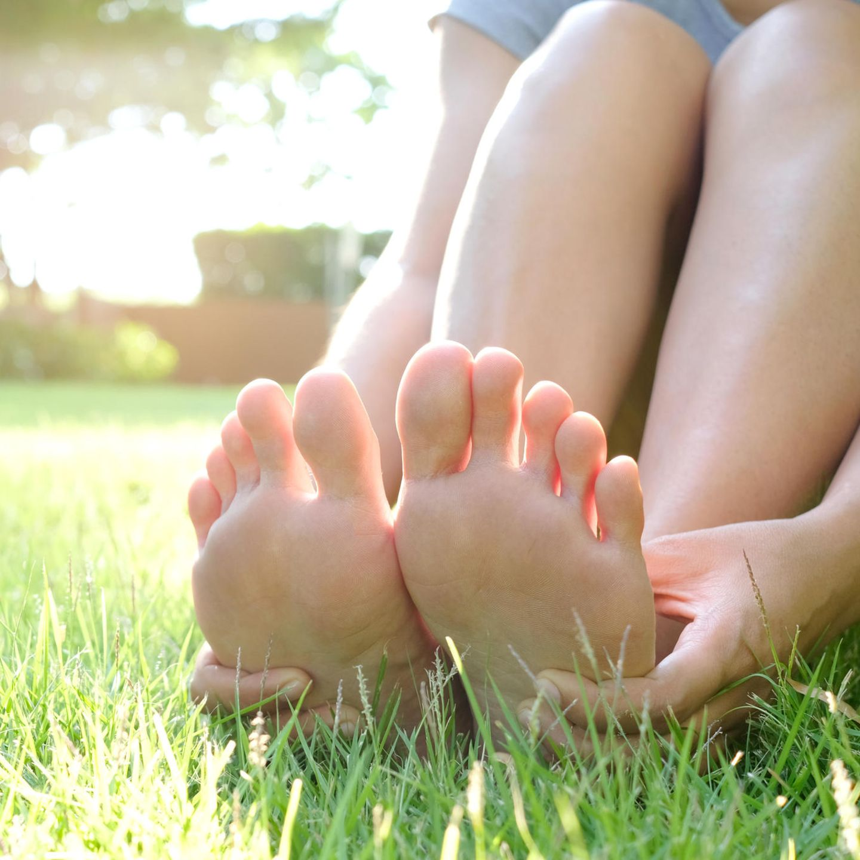 Wirklich hilft fußpilz was Fußpilz: Symptome