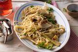 Spaghetti mit Fenchel und Sardinen