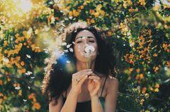 Optimismus macht glücklich und alt